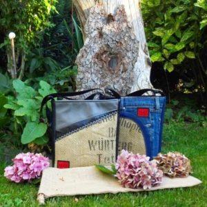 Hopfensack Taschen von M-KA Kreativ