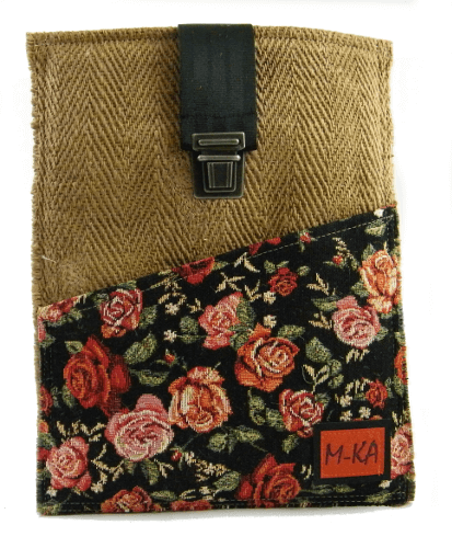 Upcycling Tablet Taschen